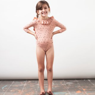 DOTS SWIMSUIT // KID