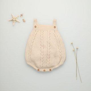 Alice Baby Knit Romper