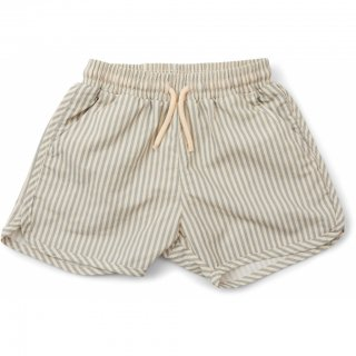 ASTER BOY SWIMPANTS // Light Blue Stripe