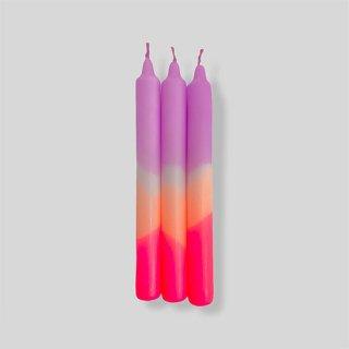 Dip Dye Neon // Plum Mousse