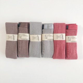 Angélique - Pointelle Merino Wool Tights