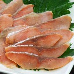 秋鮭スモーク