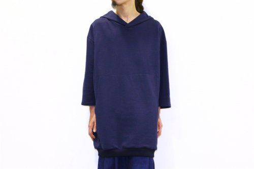 <img class='new_mark_img1' src='https://img.shop-pro.jp/img/new/icons47.gif' style='border:none;display:inline;margin:0px;padding:0px;width:auto;' />house of the very island's... / HOODED SWEATER(NIGHT BLUE)