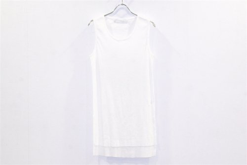 <img class='new_mark_img1' src='https://img.shop-pro.jp/img/new/icons47.gif' style='border:none;display:inline;margin:0px;padding:0px;width:auto;' />THEE / tank top typeB(WHITE)