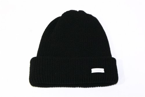 <img class='new_mark_img1' src='https://img.shop-pro.jp/img/new/icons47.gif' style='border:none;display:inline;margin:0px;padding:0px;width:auto;' />cobachi / wool watch cap(BLACK)