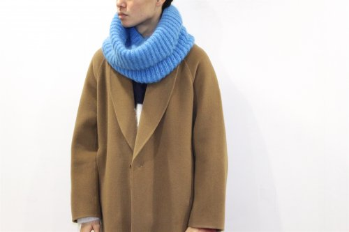 <img class='new_mark_img1' src='https://img.shop-pro.jp/img/new/icons2.gif' style='border:none;display:inline;margin:0px;padding:0px;width:auto;' />REALITY STUDIO / Snood muffler(BLUE)
