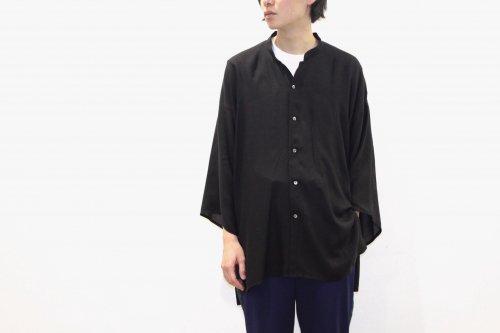 <img class='new_mark_img1' src='https://img.shop-pro.jp/img/new/icons47.gif' style='border:none;display:inline;margin:0px;padding:0px;width:auto;' />THEE / kimono sleeve shirts.(BLACK)