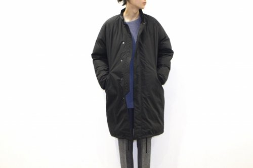 <img class='new_mark_img1' src='https://img.shop-pro.jp/img/new/icons47.gif' style='border:none;display:inline;margin:0px;padding:0px;width:auto;' />THEE / down coat(BLACK)