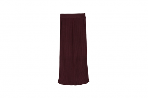 <img class='new_mark_img1' src='https://img.shop-pro.jp/img/new/icons20.gif' style='border:none;display:inline;margin:0px;padding:0px;width:auto;' />TAN / GLOSSY SKIRT(BURGUNDY)