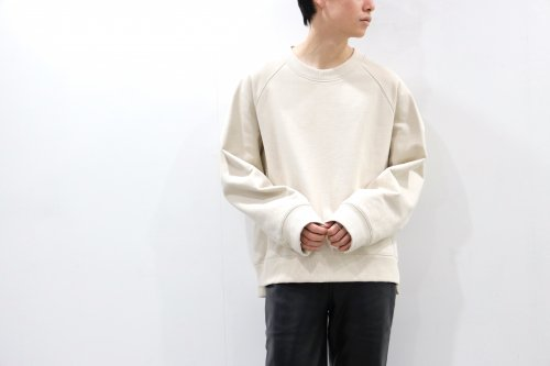 <img class='new_mark_img1' src='https://img.shop-pro.jp/img/new/icons47.gif' style='border:none;display:inline;margin:0px;padding:0px;width:auto;' />VOAAOV / OVERSIZED SWEAT(BEIGE)