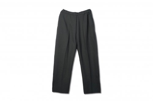 <img class='new_mark_img1' src='https://img.shop-pro.jp/img/new/icons47.gif' style='border:none;display:inline;margin:0px;padding:0px;width:auto;' />YOKE / TAPERED KNIT LOUNGE PANTS(CHARCOAL)