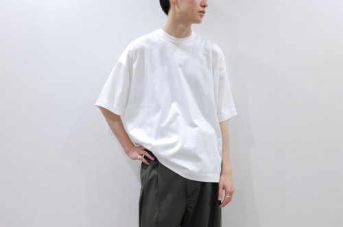 <img class='new_mark_img1' src='https://img.shop-pro.jp/img/new/icons2.gif' style='border:none;display:inline;margin:0px;padding:0px;width:auto;' />no. / BACK SWITCH TEE(WHITE)