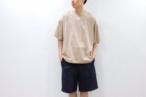 <img class='new_mark_img1' src='https://img.shop-pro.jp/img/new/icons2.gif' style='border:none;display:inline;margin:0px;padding:0px;width:auto;' />no. / BACK SWITCH TEE(BEIGE)