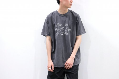 <img class='new_mark_img1' src='https://img.shop-pro.jp/img/new/icons2.gif' style='border:none;display:inline;margin:0px;padding:0px;width:auto;' />Insonnia Projects / POWER STEMS TEE(BLACK)