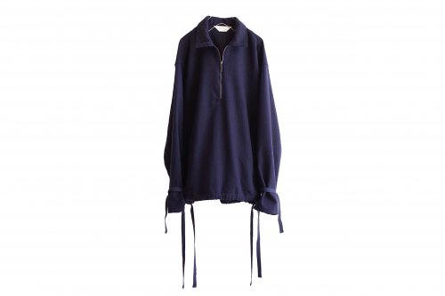 <img class='new_mark_img1' src='https://img.shop-pro.jp/img/new/icons2.gif' style='border:none;display:inline;margin:0px;padding:0px;width:auto;' />ANCELLM / C/W NEP PULLOVER SHIRT(NAVY)