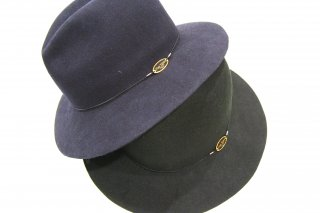 <img class='new_mark_img1' src='https://img.shop-pro.jp/img/new/icons47.gif' style='border:none;display:inline;margin:0px;padding:0px;width:auto;' />Nine Tailor / Tender soft hat (BLACK・NAVY)