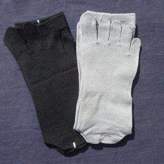 絹糸屋さんの『紳士の嗜み。』紳士シルク五本指靴下|〜けんぼうシルク・絹紡糸〜