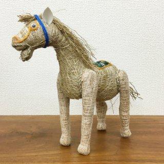 お部屋の癒し 香りの木 アカールワンギ 馬の人形 バリ島 ハンドメイド #2