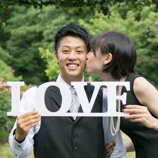 イニシャルプロップス【LOVE】7mm厚