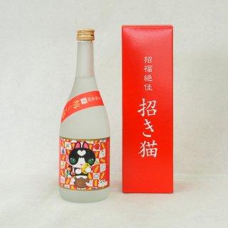 益々繁盛招き猫 25度 芋焼酎 720ml