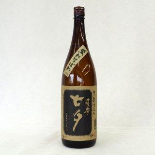 薩摩黒七夕 25度 芋焼酎 1800ml