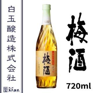 彩煌の梅酒 14度 720ml