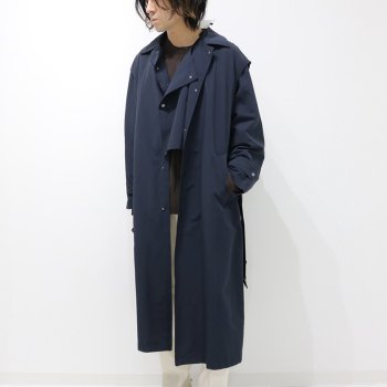 <img class='new_mark_img1' src='https://img.shop-pro.jp/img/new/icons14.gif' style='border:none;display:inline;margin:0px;padding:0px;width:auto;' />YOKE/ DETACHABLE DUSTER COAT