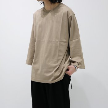 <img class='new_mark_img1' src='https://img.shop-pro.jp/img/new/icons20.gif' style='border:none;display:inline;margin:0px;padding:0px;width:auto;' />bunt/ STANDARD 3/4 SLEEVE TEE