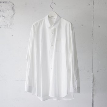 <img class='new_mark_img1' src='https://img.shop-pro.jp/img/new/icons20.gif' style='border:none;display:inline;margin:0px;padding:0px;width:auto;' />[40%OFF]Blanc YM/ Broad Cloth Shirts