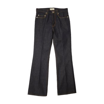 <img class='new_mark_img1' src='https://img.shop-pro.jp/img/new/icons14.gif' style='border:none;display:inline;margin:0px;padding:0px;width:auto;' />JieDa / OW FLARE DENIM PANTS