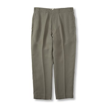 <img class='new_mark_img1' src='https://img.shop-pro.jp/img/new/icons14.gif' style='border:none;display:inline;margin:0px;padding:0px;width:auto;' />saby / POLY WORK PANTS -Fully Dull Span Twill-