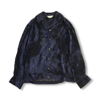 <img class='new_mark_img1' src='https://img.shop-pro.jp/img/new/icons14.gif' style='border:none;display:inline;margin:0px;padding:0px;width:auto;' />JieDa / OPAL OPEN COLLAR SHIRT LS