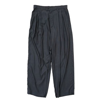 <img class='new_mark_img1' src='https://img.shop-pro.jp/img/new/icons14.gif' style='border:none;display:inline;margin:0px;padding:0px;width:auto;' />stein/  CUPRO WIDE TROUSERS