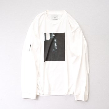 <img class='new_mark_img1' src='https://img.shop-pro.jp/img/new/icons14.gif' style='border:none;display:inline;margin:0px;padding:0px;width:auto;' />stein/  OVERSIZED LONG SLEEVE TEE - PORTLAIT -