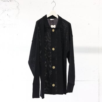 <img class='new_mark_img1' src='https://img.shop-pro.jp/img/new/icons14.gif' style='border:none;display:inline;margin:0px;padding:0px;width:auto;' />Blanc YM/ Summer Knit JKT
