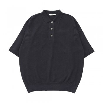 <img class='new_mark_img1' src='https://img.shop-pro.jp/img/new/icons14.gif' style='border:none;display:inline;margin:0px;padding:0px;width:auto;' />YASHIKI / Yuyake Knit Polo