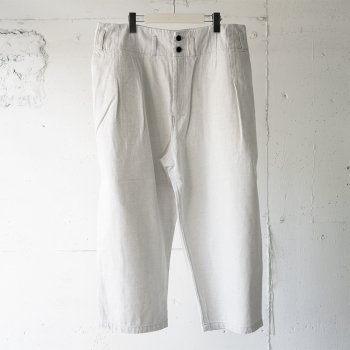 <img class='new_mark_img1' src='https://img.shop-pro.jp/img/new/icons14.gif' style='border:none;display:inline;margin:0px;padding:0px;width:auto;' />ANCELLM / SNOW DENIM WIDE PANTS