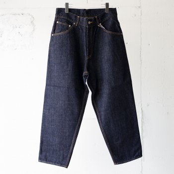 <img class='new_mark_img1' src='https://img.shop-pro.jp/img/new/icons14.gif' style='border:none;display:inline;margin:0px;padding:0px;width:auto;' />ANCELLM / 5P SELVEDGE DENIM PANTS OW