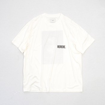 <img class='new_mark_img1' src='https://img.shop-pro.jp/img/new/icons14.gif' style='border:none;display:inline;margin:0px;padding:0px;width:auto;' />stein/  PRINT TEE - RE LOOP -