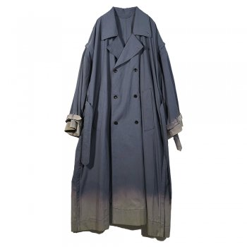 <img class='new_mark_img1' src='https://img.shop-pro.jp/img/new/icons14.gif' style='border:none;display:inline;margin:0px;padding:0px;width:auto;' />YOKE/ DETACHABLE SLEEVES 11XL TRENCH COAT