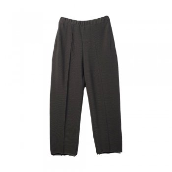 <img class='new_mark_img1' src='https://img.shop-pro.jp/img/new/icons14.gif' style='border:none;display:inline;margin:0px;padding:0px;width:auto;' />YOKE/ TAPERED KNIT LOUNGE PANTS