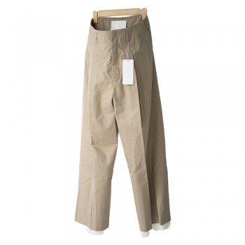 <img class='new_mark_img1' src='https://img.shop-pro.jp/img/new/icons14.gif' style='border:none;display:inline;margin:0px;padding:0px;width:auto;' />Rich I / UNCLE [TUCK TAPERED TROUSERS]