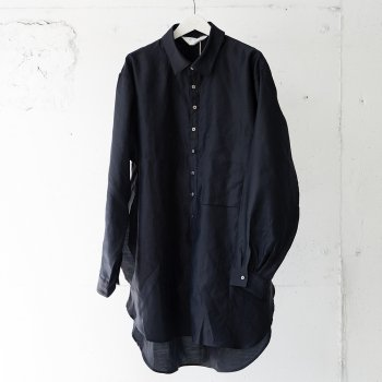 <img class='new_mark_img1' src='https://img.shop-pro.jp/img/new/icons14.gif' style='border:none;display:inline;margin:0px;padding:0px;width:auto;' />ANCELLM / MOLESKIN LONG SHIRT