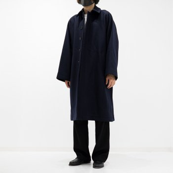 <img class='new_mark_img1' src='https://img.shop-pro.jp/img/new/icons14.gif' style='border:none;display:inline;margin:0px;padding:0px;width:auto;' />ATHA/ DOUBLE MELTON BALMACAAN COAT
