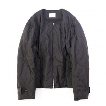 <img class='new_mark_img1' src='https://img.shop-pro.jp/img/new/icons14.gif' style='border:none;display:inline;margin:0px;padding:0px;width:auto;' />stein/  DEFORMABLE QUILTED JACKET