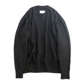 <img class='new_mark_img1' src='https://img.shop-pro.jp/img/new/icons14.gif' style='border:none;display:inline;margin:0px;padding:0px;width:auto;' />stein/  EX FINE LAMBS CREW NECK KNIT LS