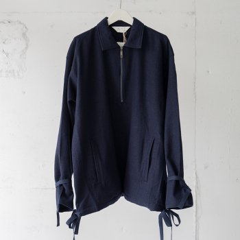 <img class='new_mark_img1' src='https://img.shop-pro.jp/img/new/icons14.gif' style='border:none;display:inline;margin:0px;padding:0px;width:auto;' />ANCELLM / C/W NEP PULLOVER SHIRT