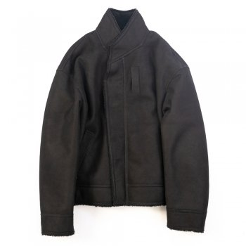 <img class='new_mark_img1' src='https://img.shop-pro.jp/img/new/icons14.gif' style='border:none;display:inline;margin:0px;padding:0px;width:auto;' />stein/  REVERSIBLE MOUTON JACKET