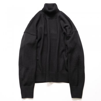 <img class='new_mark_img1' src='https://img.shop-pro.jp/img/new/icons14.gif' style='border:none;display:inline;margin:0px;padding:0px;width:auto;' />stein/  OVERSIZED IMPRESSION HIGH NECK KNIT LS