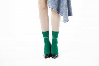 BAREFOOT ALLERGY SOCKS<br>GREENの商品画像